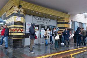 Заторы в метро: киевлянам неудобно на четырех станциях подземки