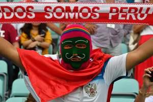 Фанаты сборной Перу получили награду от ФИФА