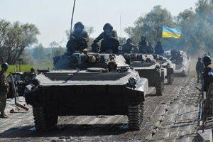 Українські військові.Фото: facebook.com/GeneralStaff.ua