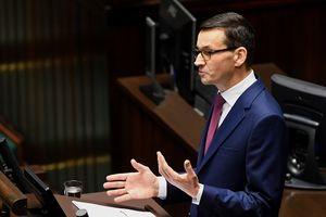 Премьер Польши ответил на решение Брюсселя судиться с Варшавой