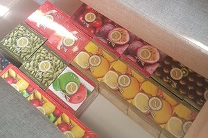 Киевлянка хранила дома полтонны контрабандного табака