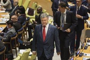 """""""Вы фейк"""": Порошенко в ООН жестко поставил на место российских журналистов"""
