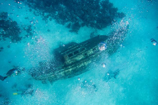 Около Португалии найдено затонувшее 400 лет назад торговое судно