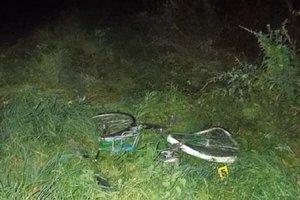 Пьяное ДТП в Сумской области: микроавтобус насмерть сбил велосипедиста