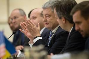 Американские компании готовы наращивать инвестиции в Украину - Порошенко