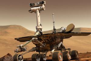 На Марсе нашли потерянный марсоход
