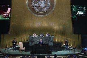 Порошенко призвал Генассамблею ООН принять декларацию о Голодоморе