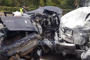 В Киеве в результате ДТП погиб полицейский, ехавший на работу