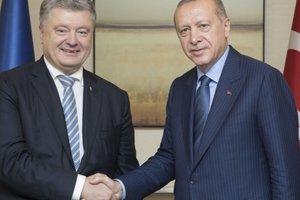 Порошенко в ООН провел встречу с Эрдоганом: появились подробности переговоров