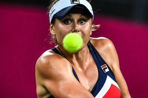Катерина Козлова стала первой полуфиналисткой турнира в Ташкенте
