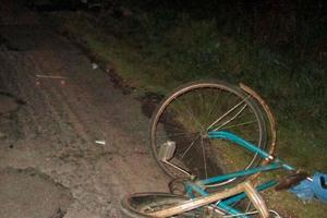 В Полтавской области грузовик насмерть сбил пожилого велосипедиста