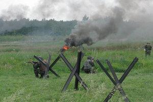 Причиной взрыва на Ровенском полигоне стало нарушение техники безопасности - Луценко