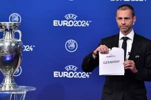 Чемпионат Европы 2024 года проведет Германия - официально