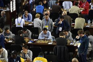 Без потерь: женская и мужская сборные Украины снова победили на шахматной Олимпиаде