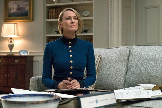 «Мадам президент»: всеть слили трейлер финала знаменитого «Карточного домика»