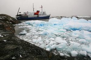 В Украине объявили набор участников экспедиции в Антарктиду