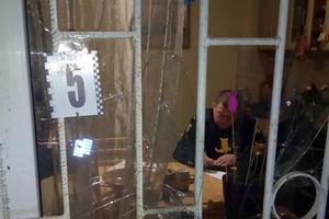 В Харькове во дворе жилого дома прогремел взрыв