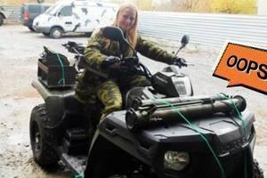 """Террористка """"Сирена"""" сдала Путина с потрохами: на Донбассе """"засветилось"""" российское оружие"""