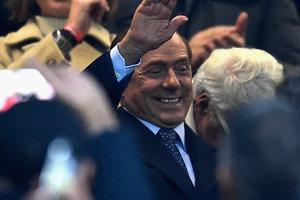 Сильвио Берлускони снова стал владельцем футбольного клуба