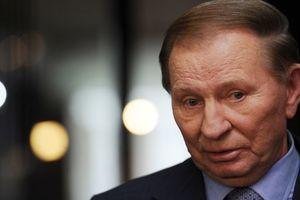 Кучма прокомментировал идею переноса переговоров ТКГ из Минска