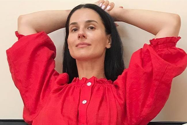 Маша Ефросинена. Фото: instagram.com/mashaefrosinina