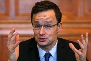 "Глава венгерского МИД Сийярто пополнил базу ""Миротворца"""