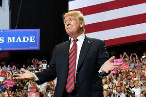 Трамп собирается взимать плату за военную помощь США