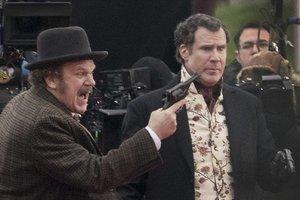 """Появился убойный трейлер новой комедии """"Холмс и Ватсон"""""""