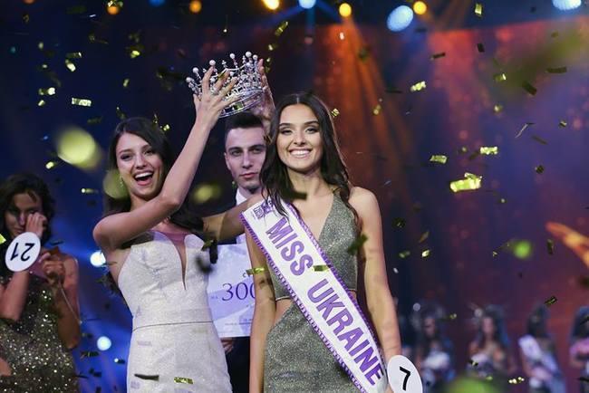 После скандала вКиеве выбрали новейшую «мисс Украина»