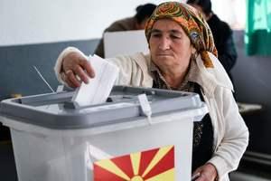 Референдум в Македонии оказался под угрозой срыва