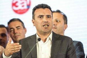Премьер Македонии заявил, что вопрос о переименовании страны решится в парламенте