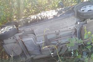 Жуткое ДТП во Львовской области: легковушка слетела в кювет и перевернулась, пострадали пять человек