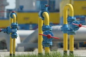 Украина наращивает запасы газа к зиме
