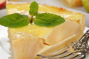 Эльзасский яблочный пирог: классический рецепт приготовления