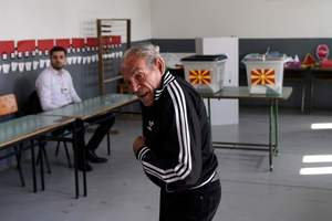 Референдум в Македонии признали несостоявшимся