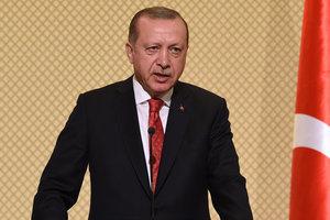 Эрдоган вступился за Иран перед США