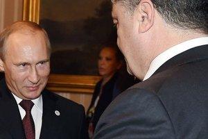 Олланд о переговорах в Минске: Порошенко достойно отвечал на угрозы Путина