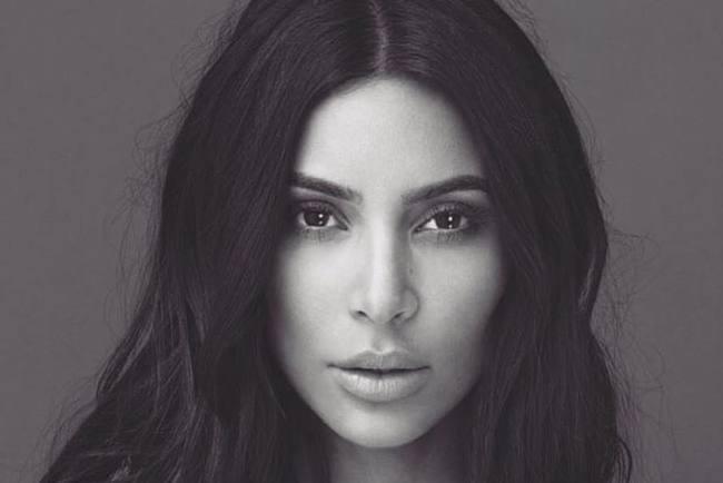 Kim Kardashian porno Fotos