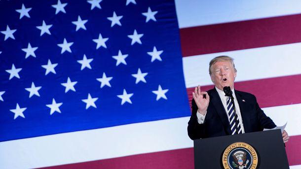 Трамп обвинил демократов встремлении превратить США вВенесуэлу