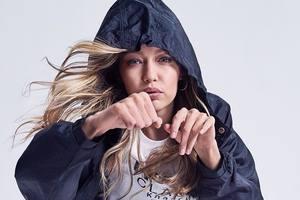 Джиджи Хадид снялась в рекламе Reebok