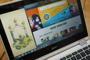 Google Chrome научился запускать видеоигры