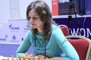 Украинки вышли в лидеры шахматной Олимпиады