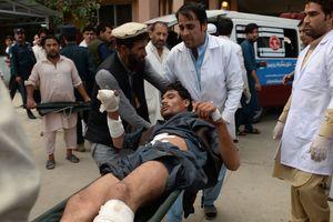 Теракт на митинге в Афганистане: 13 погибших, десятки раненых