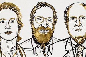 В Швеции вручили Нобелевскую премию по химии