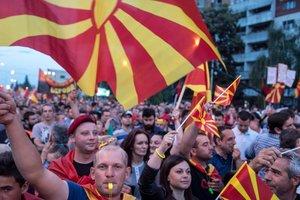 Россия пригрозила заблокировать вступление Македонии в ЕС и НАТО