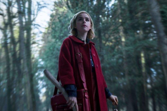 Netflix показал трейлер мистического сериала Леденящие душу приключения Сабрины