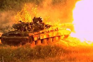 Готовы в любой момент вступить в бой: танкисты ВСУ показали мощные фото