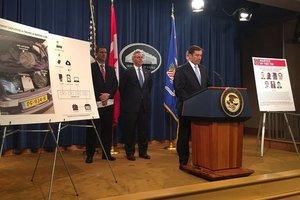 Подробности скандала с сотрудниками ГРУ: США обвиняют разведчиков в кибератаках с использованием криптовалют