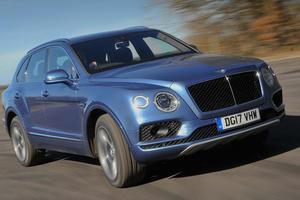 Дизельный Bentley убрали с европейского рынка