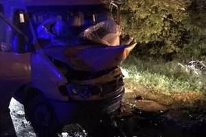Возле Фастова автомобиль насмерть сбил велосипедиста
